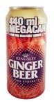 Kingsley - Ginger Beer (440ml)
