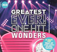Various Artists - Greatest Ever! One Hit Wonders (CD) - Cover