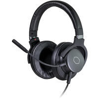 Cooler Master - MH752 7.1 Channel Over-Ear Gaming Headset - Black (PC/Gaming)