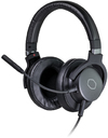 Cooler Master - MH752 7.1 Channel Over-Ear Gaming Headset - Black