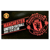 Manchester United Established Flag