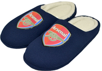 Arsenal - Diamond Slippers (Size 11-12) - Cover