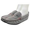 Arsenal Embossed Moccasin Slippers (Size 9-10)