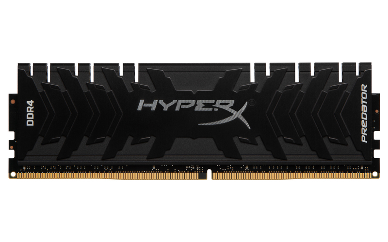 Kingston HyperX Predator 16GB DDR4-3600 CL15 1 35v - 288pin Memory Module