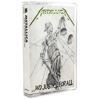 Metallica - ...and Justice For All (Casette)
