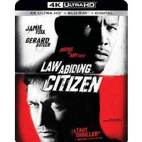Law Abiding Citizen (Region A - 4K Ultra HD + Blu-Ray)