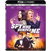 Spy Who Dumped Me (Region A - 4K Ultra HD + Blu-Ray)