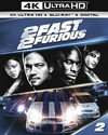 2 Fast 2 Furious (Region A - 4K Ultra HD + Blu-Ray)