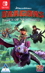 DreamWorks Dragons Dawn of New Riders (Nintendo Switch)
