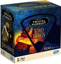 Winning Moves - Trivial Pursuit - The Lord of the Rings (Board Game) - Cover