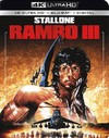 Rambo 3 (Region A - 4K Ultra HD + Blu-Ray)