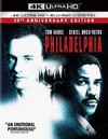 Philadelphia (Region A - 4K Ultra HD + Blu-Ray)