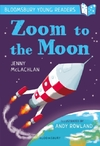 Zoom to the Moon: a Bloomsbury Young Reader - Jenny Mclachlan (Paperback)