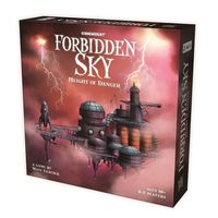 Forbidden Sky (Board Game)
