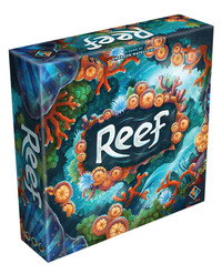 Reef (Board Game) - Cover