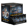 Magic: The Gathering Creature Forge - Overwhelming Swarm Booster Box (Miniatures)