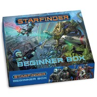 Starfinder - Beginner Box (Role Playing Game)