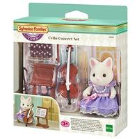Sylvanian Families - Cello Concert Set (Playset)