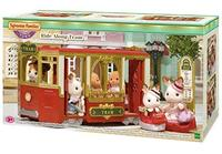 Sylvanian Families - Ride Along Tram - Cover
