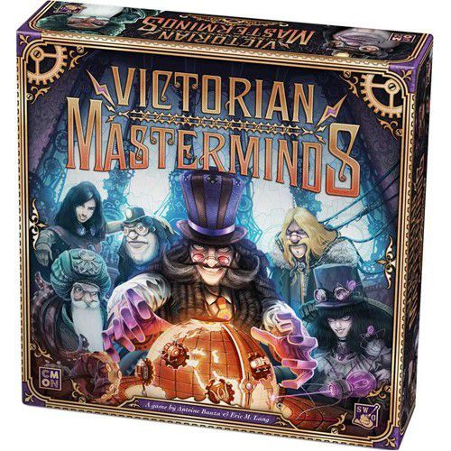 Victorian Masterminds (Board Game)