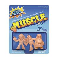 Mega Man - Muscle 3-Pack - Pack D - Cover
