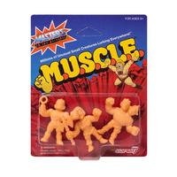 Masters of the Universe - Wave 3 Muscle - Pack B (pack of 3) - Cover
