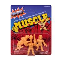 Masters of the Universe - Wave 3 Muscle  - Pack D (Pack of 3) - Cover
