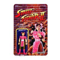 Street Fighter II - Chun-Li Exclusive Action Figure - Championship Edition - Cover