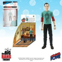 The Big Bang Theory - Sheldon Riddler 3 3/4-inch Figure - Cover