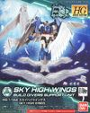 Bandai - 1/144 - Gundam Build Divers - Skyhigh Wings (Plastic Model Kit)