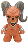 Doctor Who - Titans: 8 the Beast Figure