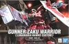 Bandai - 1/144 - Mobile Suit Gundam SEED Destiny - Gunner Zaku Warrior (Lunamaria Hawke Customr) (Plastic Model Kit)