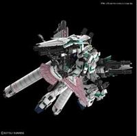 Bandai - 1/144 - Mobile Suit Gundam: Full Armor Unicorn Gundam (RG) (Plastic Model Kit) - Cover