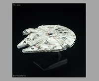 Bandai - 1/350 - Star Wars - Millennium Falcon (Plastic Model Kit) - Cover