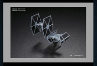Bandai - Star Wars - TIE Advanced x1 and TIE Fighter Set (Plastic Model Kit) - Cover