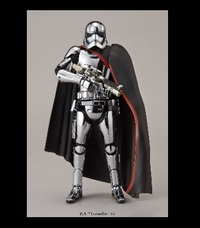 Bandai - 1/12 - Star Wars - Captain Phasma (Plastic Model Kit) - Cover