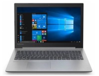 Lenovo IdeaPad 330 i3-8130U 4GB Onboard RAM 1TB HDD Wi-Fi BT4.1 Win 10 Home 15.6 inch FHD Notebook - Platinum Grey - Cover
