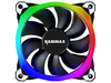 RAIDMAX 120mm 1200RPM 18-35dBA Chroma RGB LED Fan