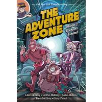The Adventure Zone - Murder on the Rockport Limited - Clint Mcelroy (Hardcover)