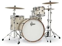 Gretsch RN2-R644 Renown Series 4pc Maple Acoustic Drum Shell Pack - Vintage Pearl (13 16 14 24 Inch)