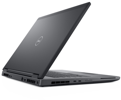 Dell Precision 7730 i7-8750H 8GB RAM 256GB SSD AMD Radeon Pro WX 4150 17 3  Inch FHD Notebook