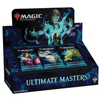 Magic: The Gathering - Ultimate Masters Single Booster (Trading Card Game) - Cover