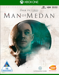 The Dark Pictures Anthology - Man Of Medan (Xbox One) - Cover