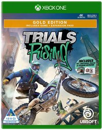 Trials Rising - Gold Edition (Xbox One) - Cover