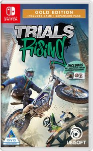 Trials Rising - Gold Edition (Nintendo Switch) - Cover
