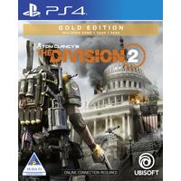 Tom Clancy's The Division 2 - Gold Edition (PS4)