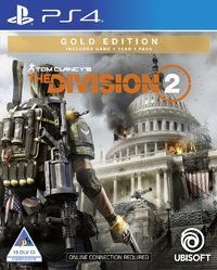 Tom Clancy's The Division 2 - Gold Edition (PS4) - Cover