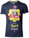 Fallout 76 - Vault 76 Poster Men's T-Shirt (XX-Large)