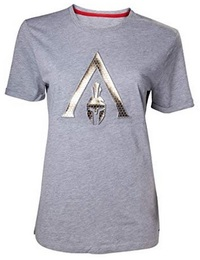 Assassin's Creed Odyssey - Embossed Odyssey Logo Women's T-Shirt (Medium) - Cover