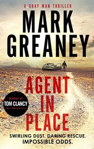 Agent In Place - Mark Greaney (Paperback)